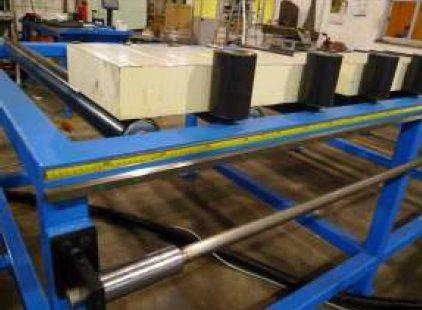Sierra de cinta para corte de paneles Opus 1500SL