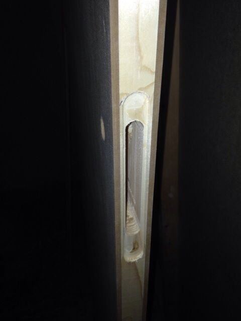 Fresadora automatica para mecanizado de puertas y batientes