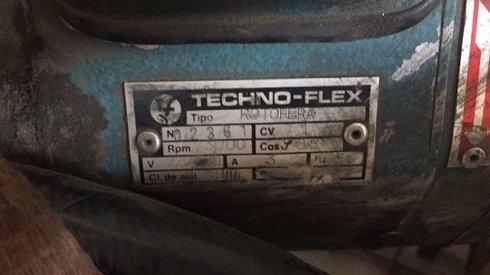 Rotosfera Tecnoflex T-220