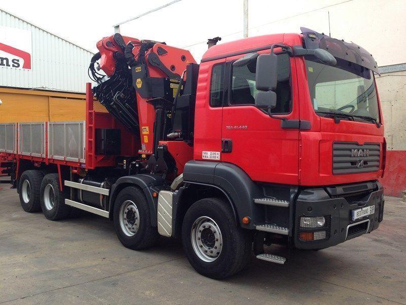 camiones grua