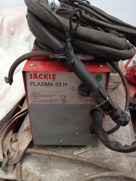 Plasma Jackle 33h
