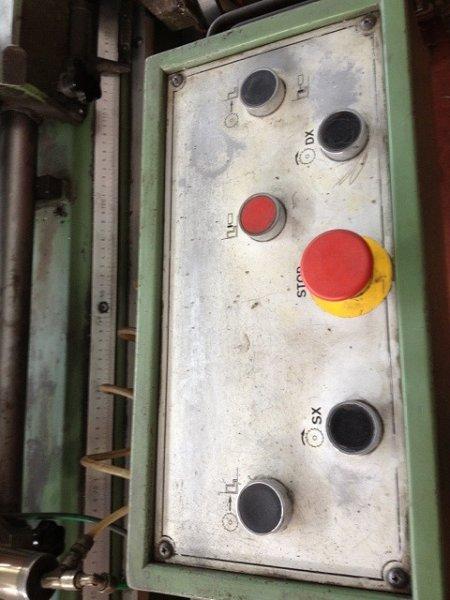 Tronzadora de aluminio STC SD-18