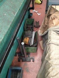 Plegadora de compensación hidráulica Mebusa PH-243 de 3.000x240t