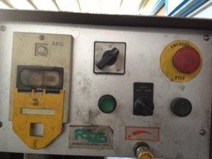 Sierra de cinta semiautomática Fabris 315 SA-ID
