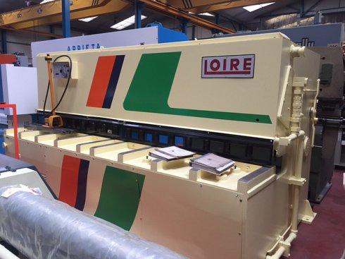 Cizalla hidráulica Loire de 3000x10mm