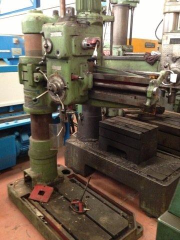 Taladro radial Foradia 1200x50mm