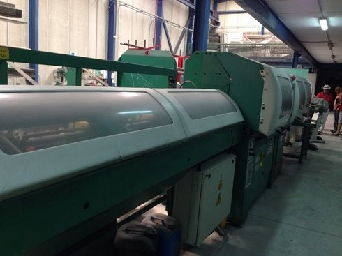 Curvadora de tubos Pedrazzoli Horizon Brown HP-425 AP 1500