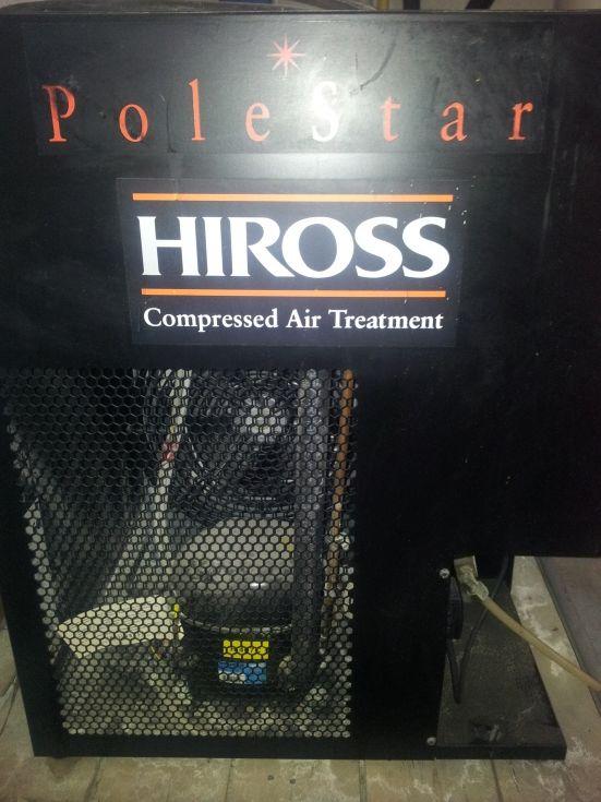 Compresor aire 25 cv, 8 bar + secador aire