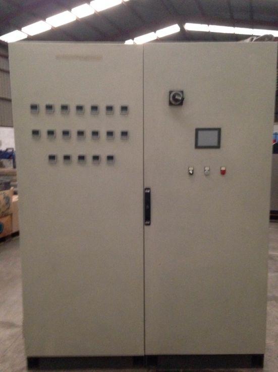 Armario electrico 19 zonas calefacion