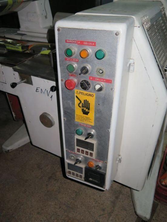 Máquina de envasado