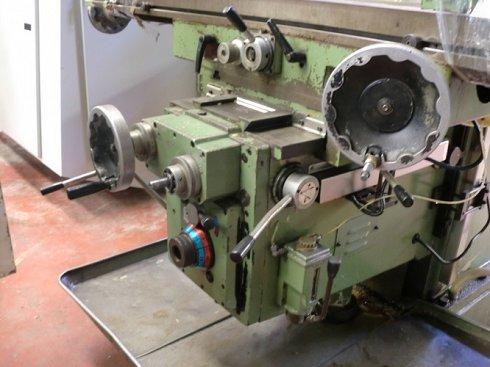 Fresadora Lagun Fcm-152