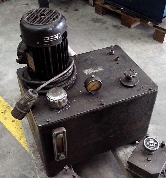 Copiador hidraulico torno