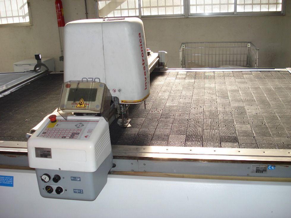 Corte Automatico Investronica CV 070