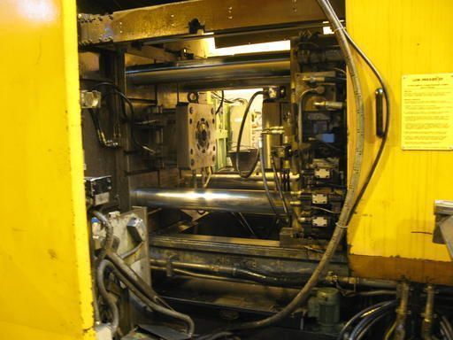 Prensa de inyección Aluminio - zamak - Vendido -