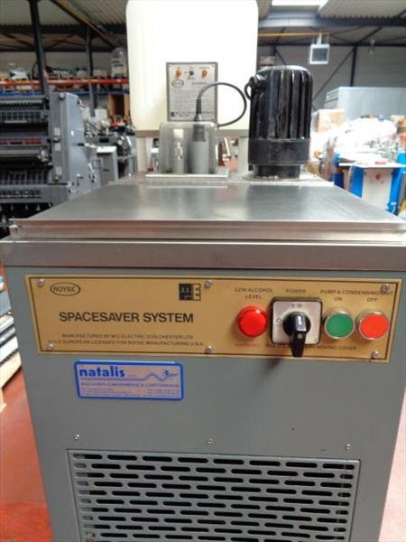 SpaceSaver System