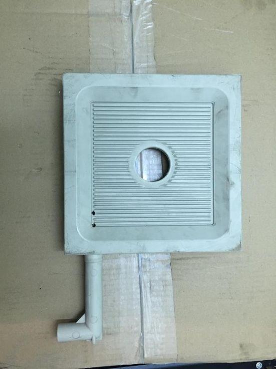Placas filtro prensa usadas