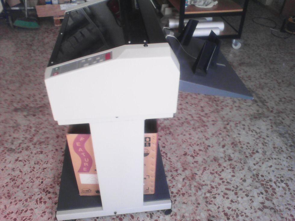 cortadora de papel continuo