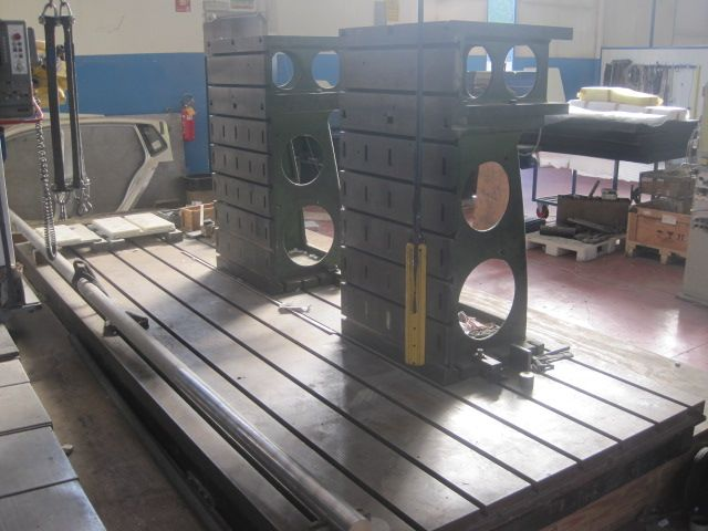 Fresadoras de columna movil
