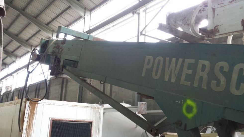 Criba Powerscreen tipo commander 408