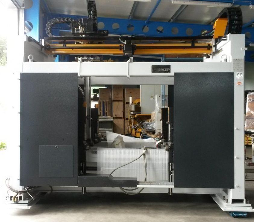 Línea automática CNC de corte térmico - Vendido -