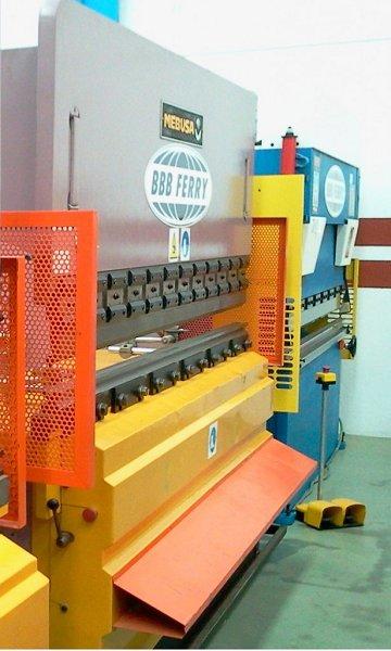 Plegadora hidráulica Mebusa PH-2065 de 2.000x65t