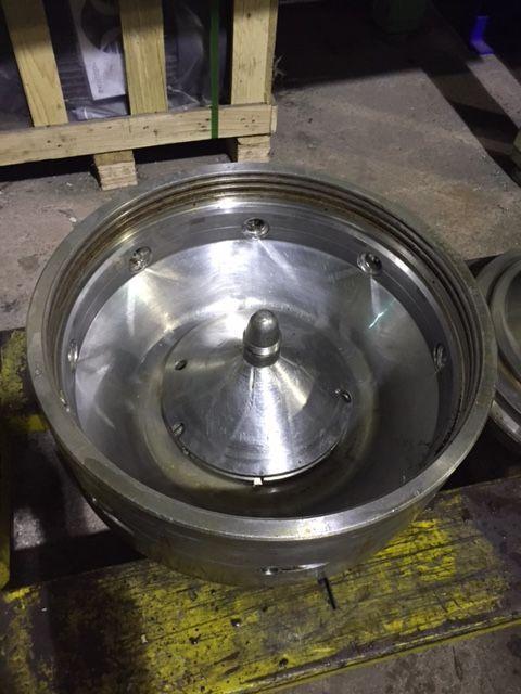 Centrifuga separadora de toberas ALFA LAVAL TX-310 37H