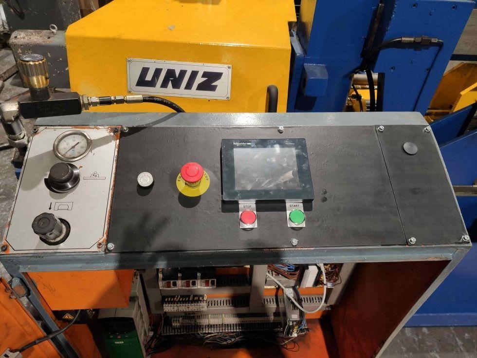 Sierra de cinta Uniz NC350A