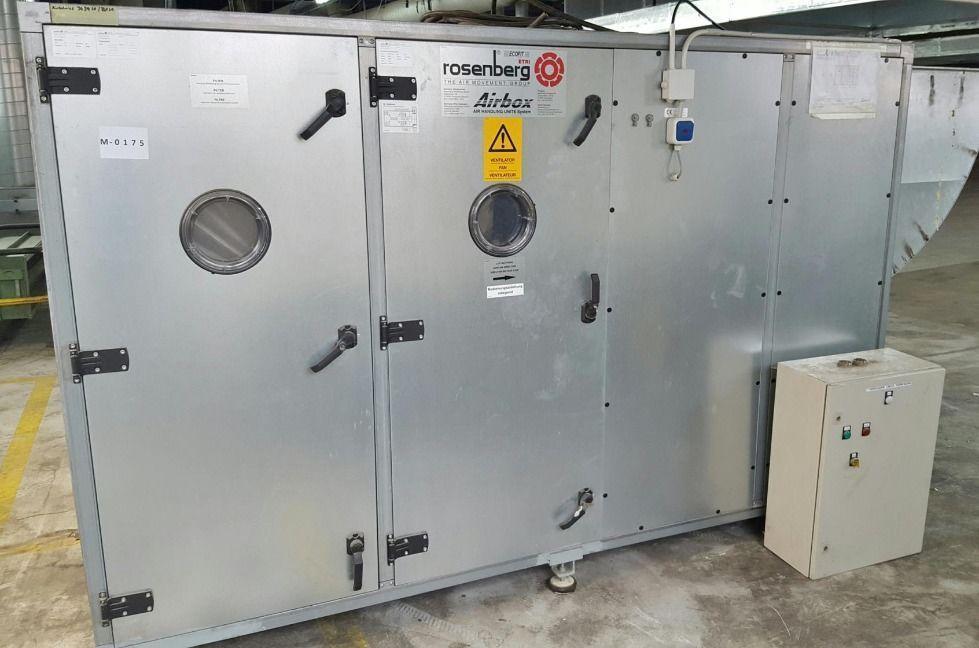 Unidad de tratamiento de aire