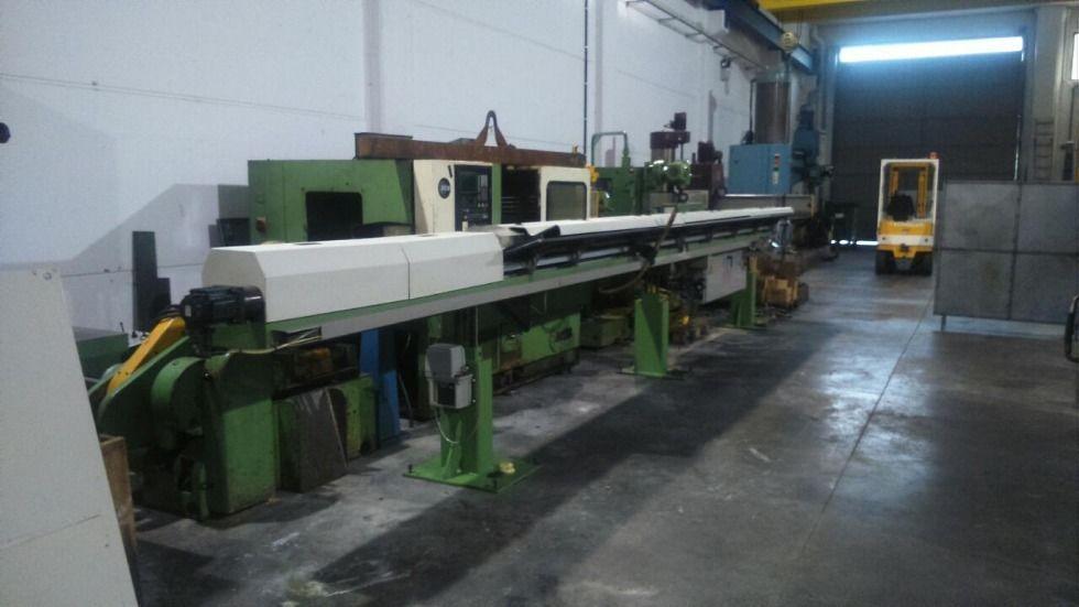 Cargador de barras MUPEM CNC