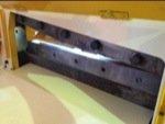 Cizalla punzonadora Geka HYD-110/S