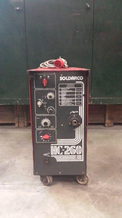 Soldadura MIG / MAG Sunarc