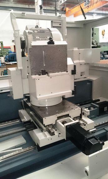 Rectificadora cilindrica CNC