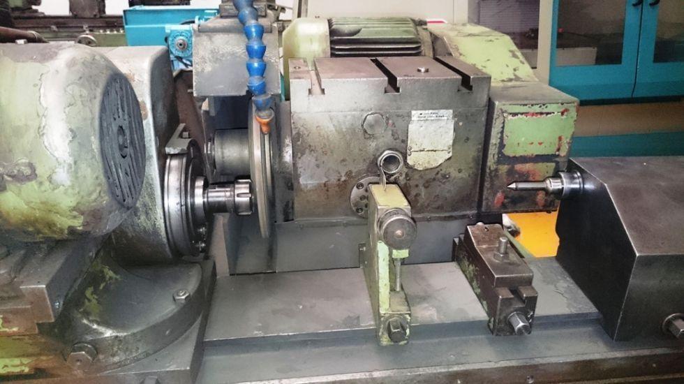 Rectificadora cilindrica hidráulica