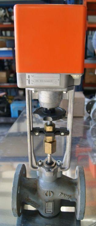 ElectroVálvula de paso 2 vias