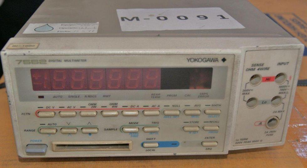Medidor de frecuencia