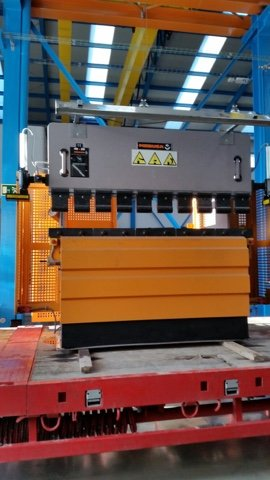 Plegadora hidráulica Mebusa PH-40/20 de 2000x40t