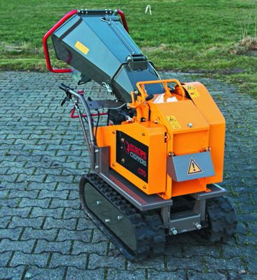 Astilladora Europe Chippers Compact