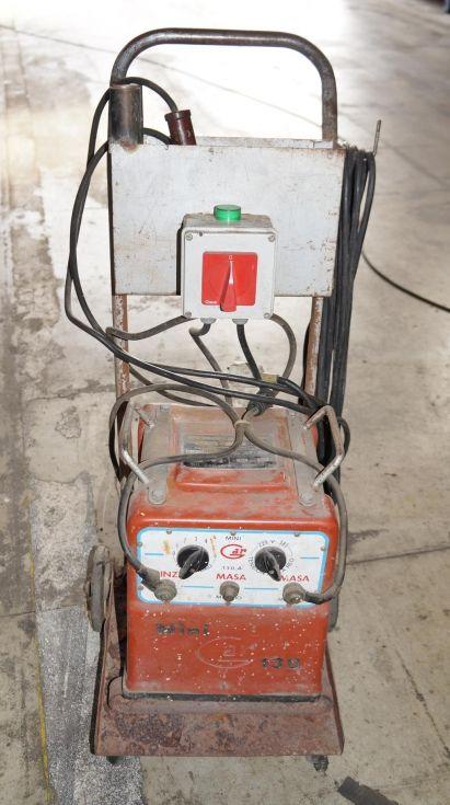 Soldador por electrodo Sol Gar