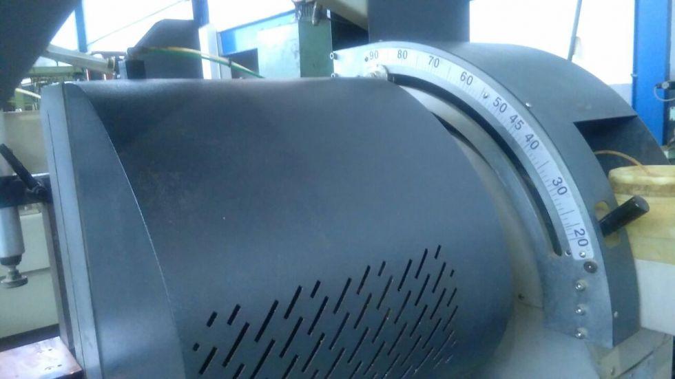 Tronzadora de aluminio