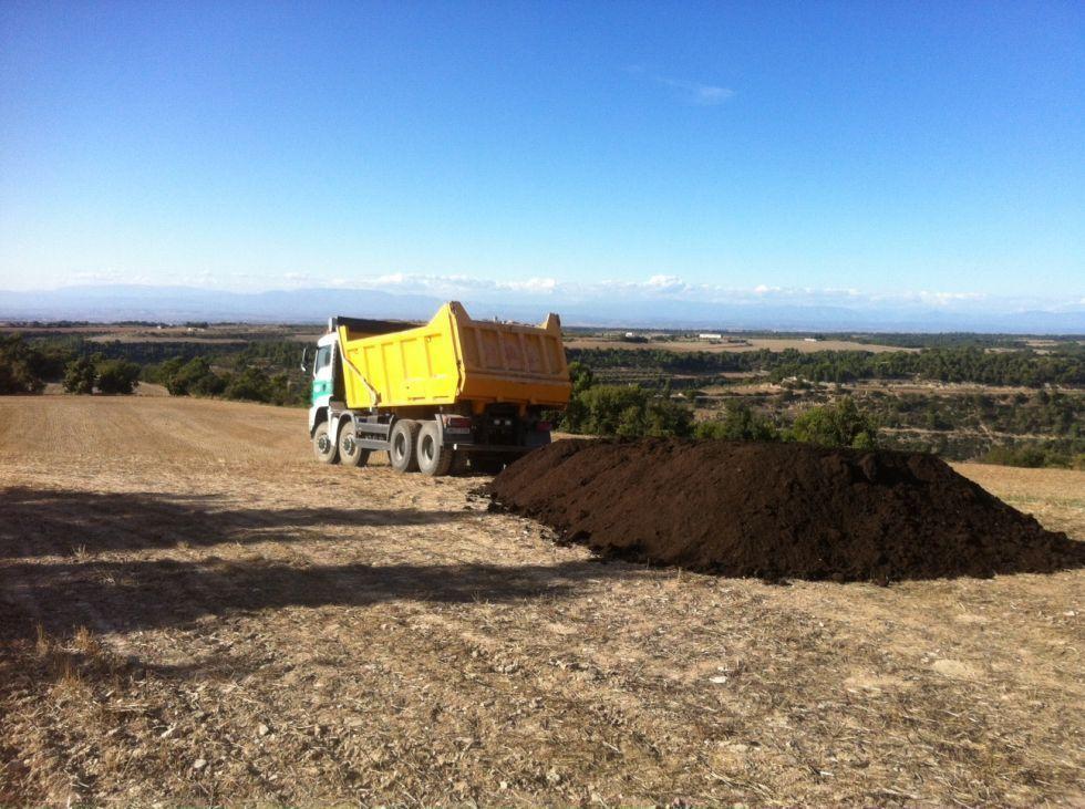 Compost orgánico