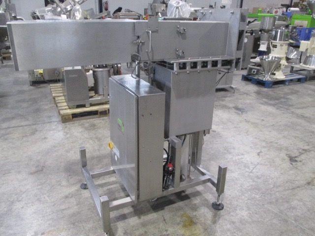 Cortadora de dados de bloques de queso WRIGHT PUGSON