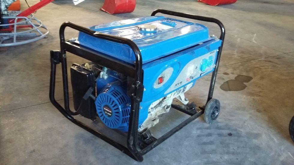 Generador de gasolina
