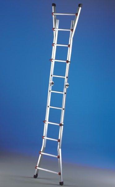 Alquiler escalera telescópica