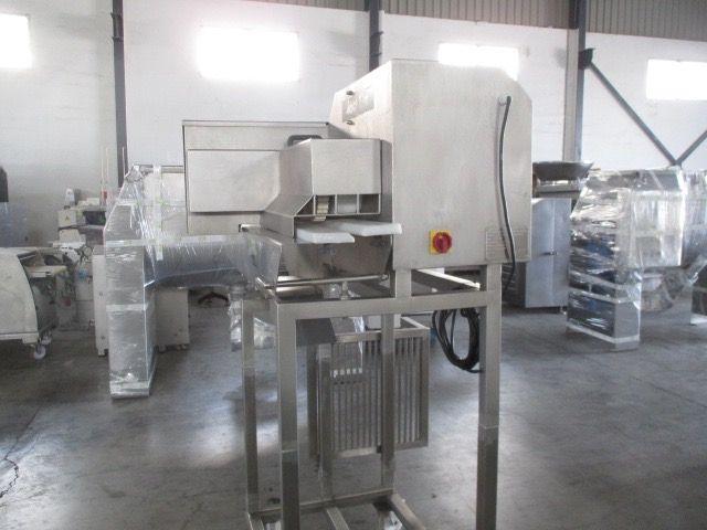 Maquina de corte de costillas en acero inoxidable INJECT STAR