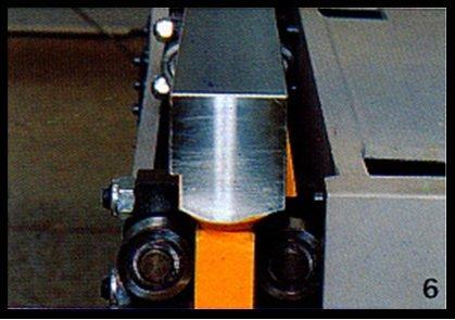 Plegadora de compensación hidráulica Mebusa 206