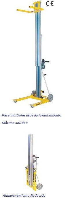Elevador de material