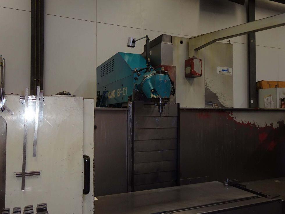 CNC Bed milling machine