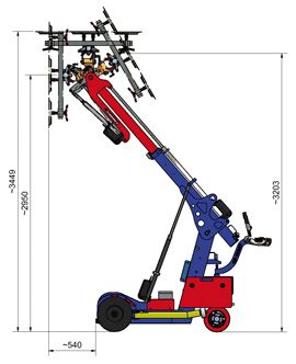 Ks 600 Robot cristalero