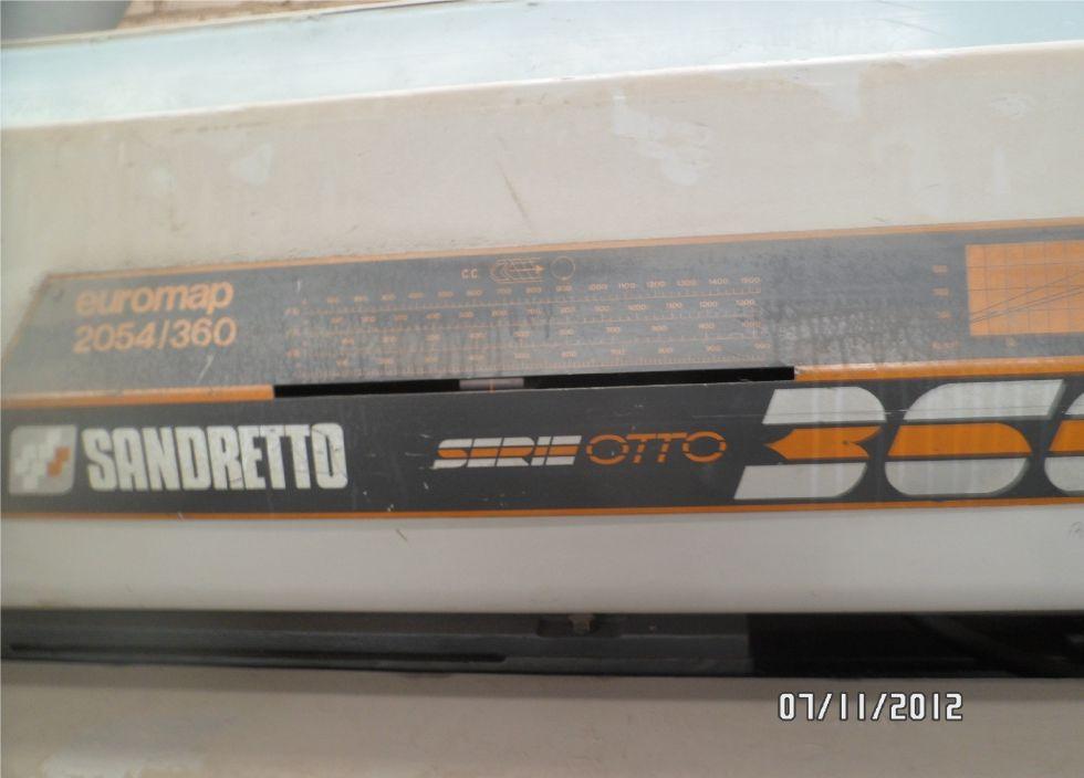 Inyectora Sandretto