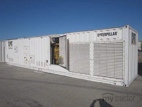 Caterpillar 3512B FDE00403 2007